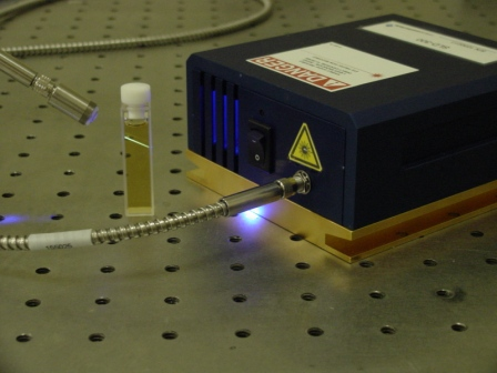 Stabilized Diode Laser